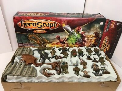 Heroscape Master Set Rise of the Valkyrie 1st Edition 2004 (100% Complete/Loose)
