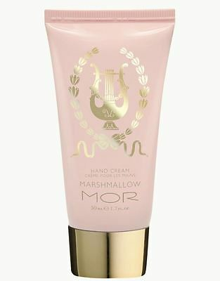 New MOR MARSHMALLOW HAND CREAM 50ml - LITTLE LUXURIES-