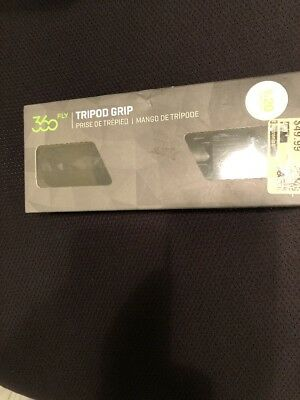 360 Fly Tripod Grip   1/4 20 Compatible  New