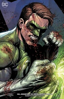 Hal Jordan And The Green Lantern Corps #46 Variant -  Release Date 13/06/18