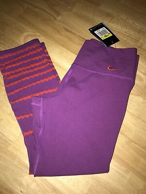 Nike Dri-Fit Womens Athletic Capris Brand New With Tags Size Small