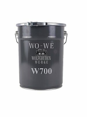 20 Liter -Metal Paint / Coating Concrete Screed Wood Pure - white Like Ral 9010