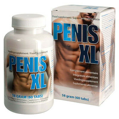 Penis Xl Caps Allarga E Allunga Il Pene+Cd Corso Jeqing+Crema Coito.made Germany