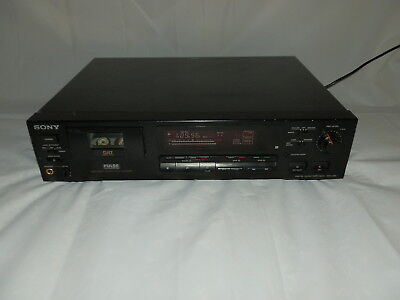 Sony DTC-690 DAT Recorder Digital Audio Tape Made in Japan