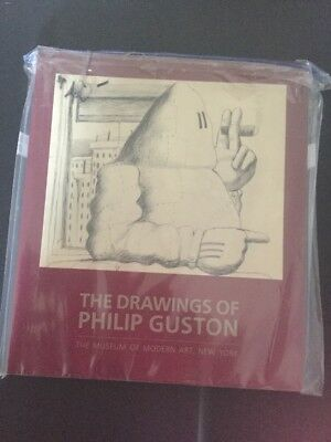 The Drawings Of Philip Guston, Magdalena Dabrowski.