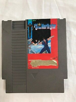 Fist of the North Star Nintendo NES FREE SHIPPING!!! PPS
