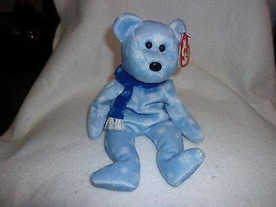 Retired 1999 Ty Holiday Teddy Beanie Baby~Adult Collector~Adorable!