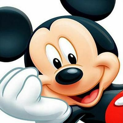 5D Diamond Painting Mickey Mouse Smiling Kit