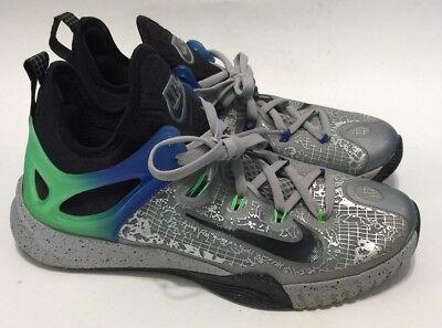 5fe72bf2ba914 Nike Mens Zoom HyperRev 2015 All Star Collection Grey Black 744700-903 Size  11