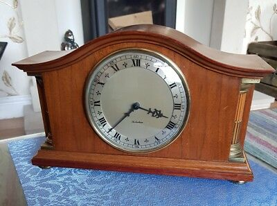 8 day Rotherham mantle clock