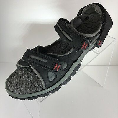 2619a4de5f28 Ozark Trail CALVIN V Men s River Water Hiking Open Toed Sport Sandals Size  9 VGC