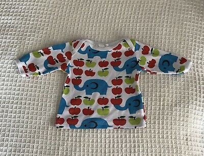 Cotton On Kids Baby Size 000 Long Sleeve Top Shirt