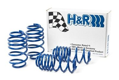 H/&R Spring 51855 Sport Lowering Coil Spring Fits 08-12 Honda Accord 2 door 4 cyl