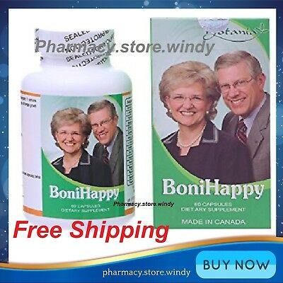 2 BoniHappy - Cure Chronic Insomnia, Helps To Make Sleep Better And Deeper - NEW