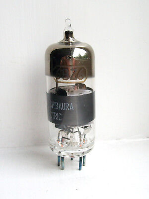 6BZ6 Vacuum Tube Radio Valve Brand New Old Stock Cleaned And Tested