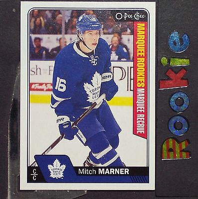 MITCH MARNER  RC  2016/17  Opeechee  Marquee  ROOKIES #172  Toronto Maple Leafs