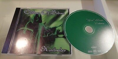 "Children of Bodom CD ""Hatebreeder"" / Top-Zustand / very good Condition /"