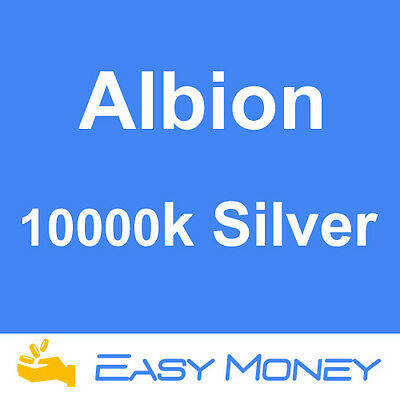 Albion Online 10000000 Silber / Silver