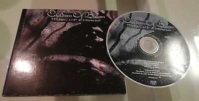 "Children of Bodom CD EP ""Trashed, Lost & Strungout"" / Top-Zustand / Digi-Pack"