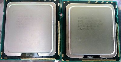 2x Intel Xeon X5675 ES SAMPLES CPU Matched Pair SELTEN RARE