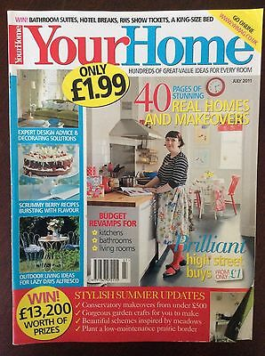 Your Home Magazine July 2011