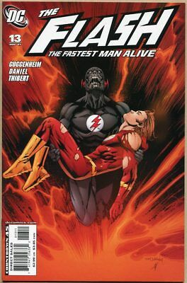 Flash: The Fastest Man Alive #13 - NM- - Black Flash Cover