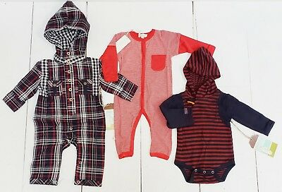 3 pc, 6-9 month baby boy lot, fall/winter, designer items, new w/tags