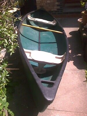 ROGUE RIVER 14TK 14 foot open two person canoe,