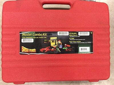 Power Probe 3 PPKIT03 Master Combo Ultimate Circuit Kit 3 ECT2000