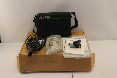 Anritsu Site Master S818A  - Perfect Condition
