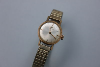 Certina Swiss Made Vintage Damenarmbanduhr, 1960er Jahre
