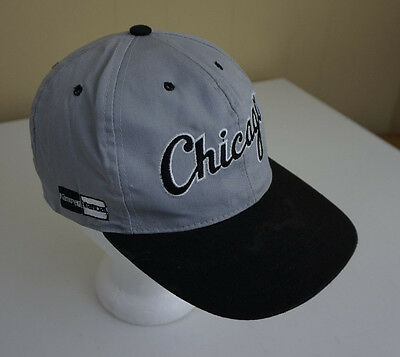 95b18104548 MLB CHICAGO WHITE Sox American Needle Navy Blue Hat Cap Curved Bill ...