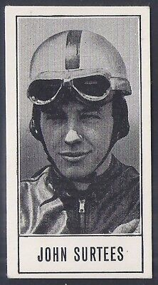 Barratt-Giants In Sport-#04- Motor Cycling - John Surtees