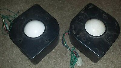 2 used Imperial golf track balls.