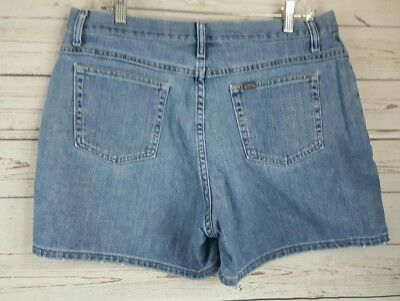 Clothing, Shoes & Accessories Generous Tinseltown Denim Couture Womens Blue Medium Wass Jean Shorts Size 1 Euc
