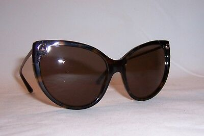 3a2affcfe216 NEW DOLCE   Gabbana Sunglasses Dg 4337 502 73 Havana brown Authentic ...