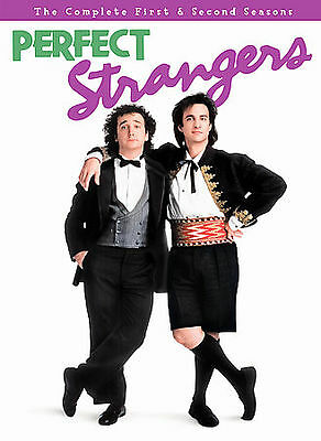 Perfect Strangers: The Complete First Second Seasons (DVD, 2008, 4-Disc Set) NEW