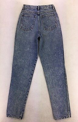 9017c3cbe9f Vintage RIO TAPERED SKINNY High Rise Waist Jeans 3 JR ? Like Levi's 512  #1942