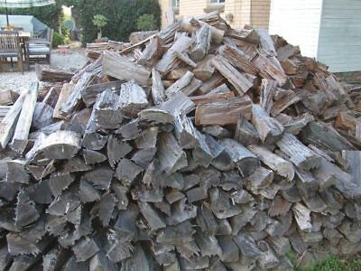 FIREWOOD ~ MIXED AGED HARDWOOD FIRE WOOD 6 x 4 TRAILER LOAD ~ IPSWICH BRISBANE