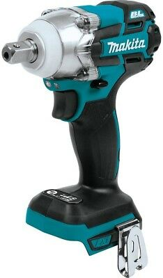 Makita Impact Wrench 1/2 in. 18-Volt Lithium-Ion Brushless Cordless (Tool Only)
