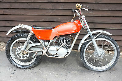 Montesa Cota 247 1970, US BARN FIND All standard and correct.