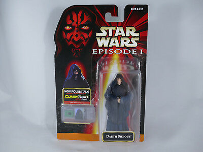 Es1 Star Wars Episode 1 Darth Sidious Moc