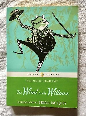 Rare wind in the willows 1991 wh smith exclusive book illustrated the wind in the willows by kenneth grahame paperback 2008 rare solutioingenieria Image collections