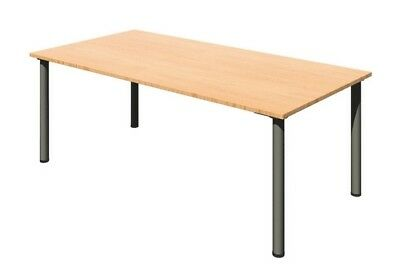 Rectangular Meeting / Training / Conference Table Choice of Sizes & Finishes