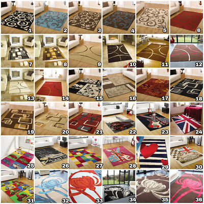 Retro Flair Rugs Clearance Sale Offer Discount Small Large Runner Multi Carpet