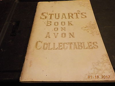 stuarts book on avon collectables lot 80 1st printing 1970 free shipping