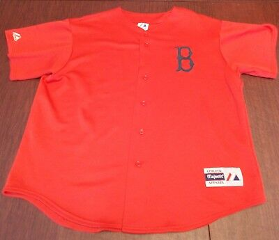 a139a6c95 VINTAGE BOSTON RED SOX jersey size XL mens Russell USA made -  39.99 ...