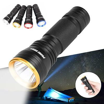 4000Lm Waterproof Q5 LED Flashlight Torch Lamp Ultra Bright Light By AAA BS