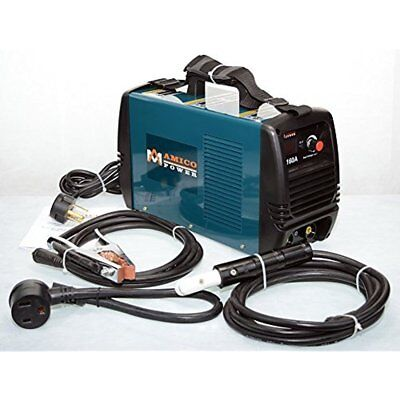 Amico Power Arc Welding Equipment DC-160A Amp Dual Voltage IGBT Inverter