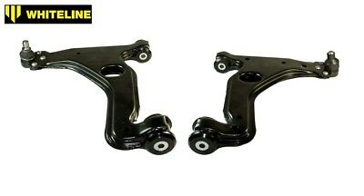 Whiteline Front Lower Control Arm Kit for Vauxhall Opel Astra G Mk4 (1998-2004)